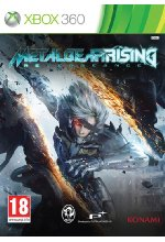 Metal Gear Rising: Revengeance (UK-Version) Cover