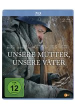 Unsere Mütter, unsere Väter  [2 BRs] Blu-ray-Cover