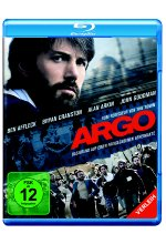 Argo - Extended Cut Blu-ray-Cover