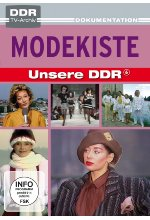 Unsere DDR 6 - Modekiste - DDR TV-Archiv DVD-Cover