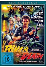 River of Death - Fluss des Grauens DVD-Cover