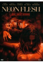 Neon Flesh - Uncut  [LE] (+ DVD) Blu-ray-Cover