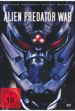 Alien Predator War DVD-Cover