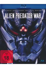 Alien Predator War Blu-ray-Cover