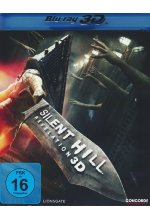 Silent Hill - Revelation Blu-ray 3D-Cover
