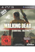 The Walking Dead: Survival Instinct Cover
