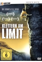 Klettern am Limit - Die komplette Serie DVD-Cover
