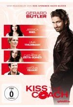 Kiss the Coach DVD-Cover