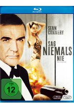 James Bond - Sag niemals nie Blu-ray-Cover