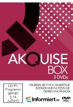 Akquise Box  [3 DVDs] DVD-Cover