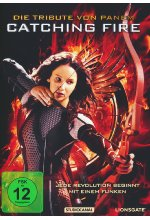 Die Tribute von Panem - Catching Fire DVD-Cover