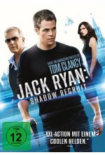 Jack Ryan - Shadow Recruit DVD-Cover