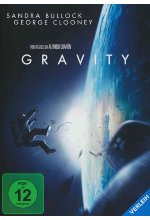 Gravity DVD-Cover