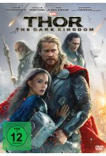 Thor - The Dark Kingdom DVD-Cover