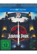 Jurassic Park  (+ BR) Blu-ray 3D-Cover