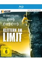 Klettern am Limit - Die komplette Serie Blu-ray-Cover