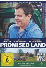 Promised Land DVD-Cover