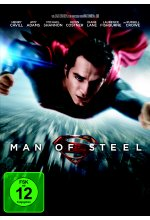 Man of Steel DVD-Cover
