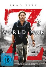 World War Z DVD-Cover