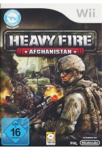 Heavy Fire - Afghanistan inkl. Gun Cover