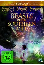 Beasts of the Southern Wild DVD-Cover