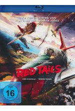 Red Tails Blu-ray-Cover