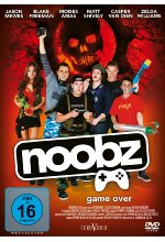 Noobz - Game Over DVD-Cover