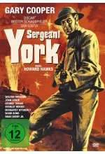 Sergeant York DVD-Cover