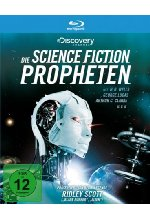 Die Science Fiction Propheten Blu-ray-Cover
