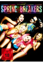 Spring Breakers DVD-Cover