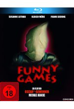 Funny Games - Digital Remastered Blu-ray-Cover