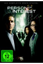 Person of Interest - Staffel 1  [6 DVDs] DVD-Cover