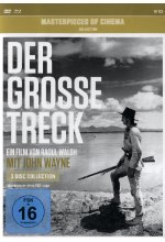 Der grosse Treck - Masterpiece of Cinema Collection 3  (OmU)  [2 DVDS] (+ Blu-Ray) DVD-Cover