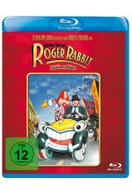 Roger Rabbit - Falsches Spiel mit Roger Rabbit - Jubiläumsedition<br><br><br><br><br><br> Blu-ray-Cover