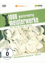 1000 Meisterwerke - Whitney Museum of American Art - New York DVD-Cover