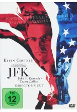 JFK - Tatort Dallas  [DC] DVD-Cover
