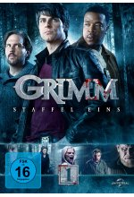 Grimm - Staffel 1  [6 DVDs] DVD-Cover
