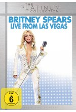 Britney Spears - Live From Las Vegas - Platinum Collection DVD-Cover