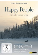 Happy People - Ein Jahr in der Taiga DVD-Cover