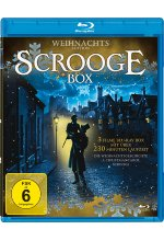 Scrooge Weihnachtsbox Blu-ray-Cover