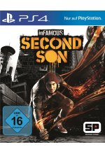Infamous: Second Son Cover
