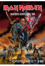 Iron Maiden - Maiden England 88  [2 DVDs] DVD-Cover