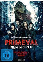Primeval - New World - Die komplette erste Staffel  [3 DVDs] DVD-Cover