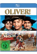 Oliver! Blu-ray-Cover