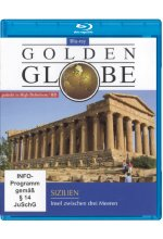 Sizilien - Golden Globe Blu-ray-Cover