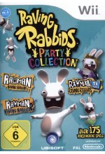 Raving Rabbids - Party Collection  [SWP] Cover