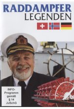 Raddampfer Legenden Teil 1 DVD-Cover