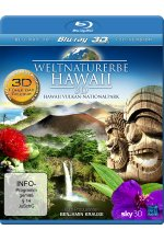 Weltnaturerbe Hawaii - Hawaii Vulkan-Nationalpark Blu-ray 3D-Cover