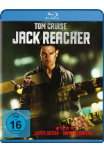 Jack Reacher Blu-ray-Cover