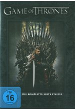 Game of Thrones - Staffel 1  [5 DVDs] <br> DVD-Cover